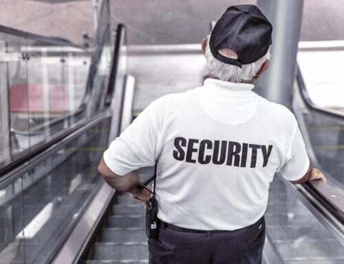 THE ROLE OF A SECURITY OFFICER